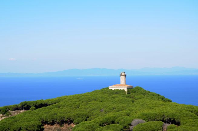 Phare de l'île de Giglio