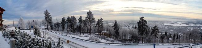 Bild: Panorama Holmenkollen