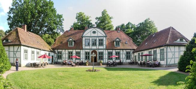 Bild: Jagdschloss Friedrichsmoor