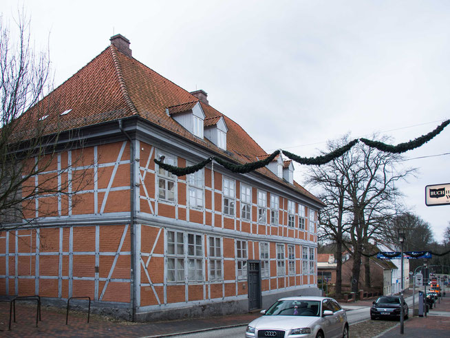 Bild: Altes Katasteramt in Ratzeburg