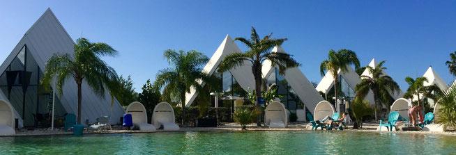 Bild: Pyramiden Villa in Florida