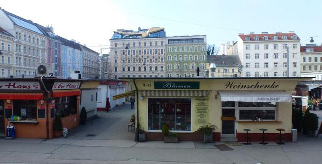 Bild: Karmelitermarkt in Wien