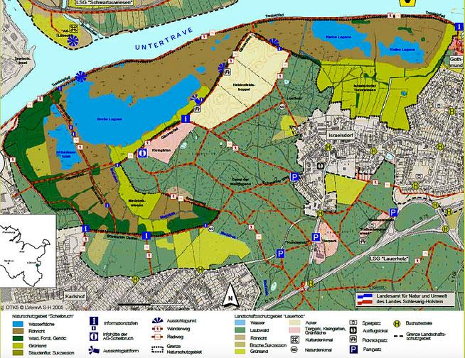 Bild: Karte von Schellbruch