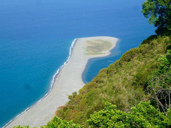 Bild: Lagune von Tindari