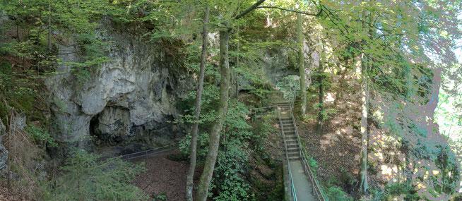 Bild: Foto der Wanderung durch das 3 Tälerrunde: Riesenburg
