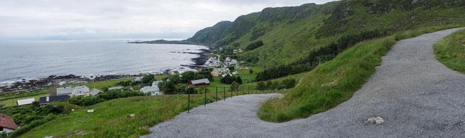 Bild: Inselrunde Wanderung