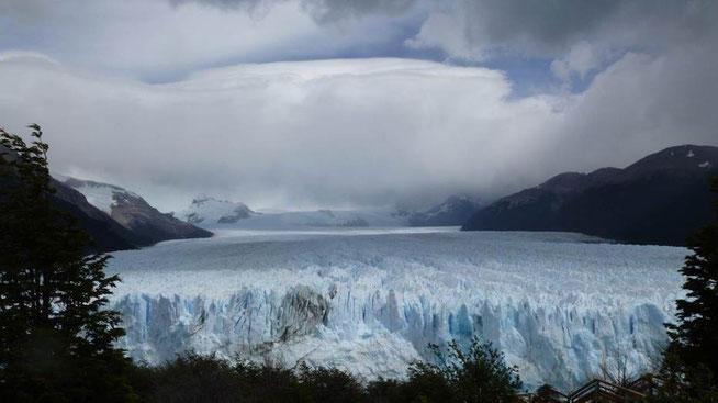 Bild: Perito-Moreno Gletscher