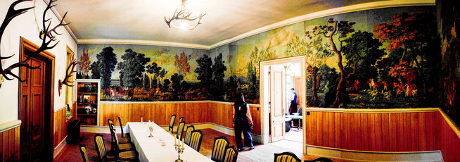 Bild: Restaurant im Jagdschloss Friedrichsmoor