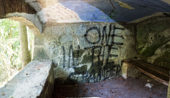 Bild: Fuchsbau - Wanderung Teufelsmauer im Harz