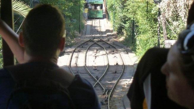 Bild: Funicar, die Bahn