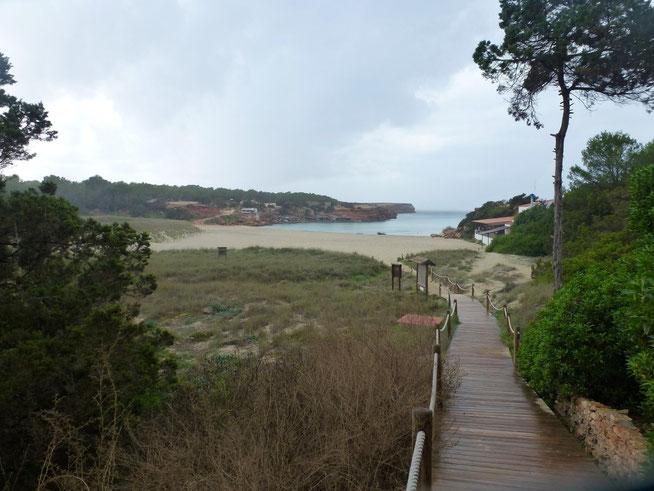 Bild: Platja de Cala Saona auf Formentera