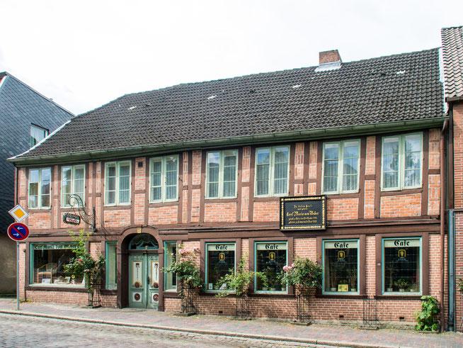 Bild: Geburtshaus Carl Maria von Weber