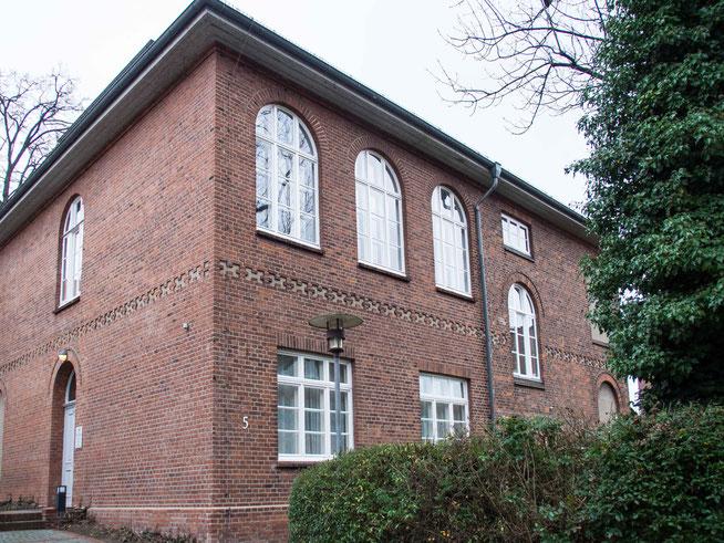 Bild: Kreisverwaltungsgebäude in Ratzeburg