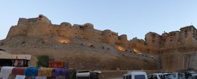 Bild: Tempel von Jodhpur in Rajasthan