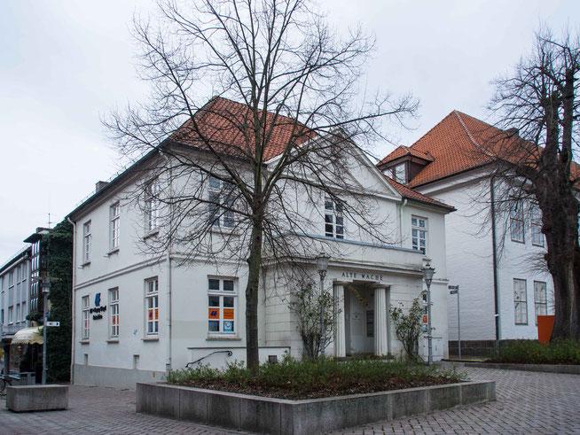 Bild: Alte Wache in Ratzeburg