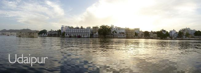 Bild: Udaipur in Rajasthan, Indien