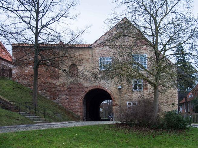 Bild: Steintor in Ratzeburg