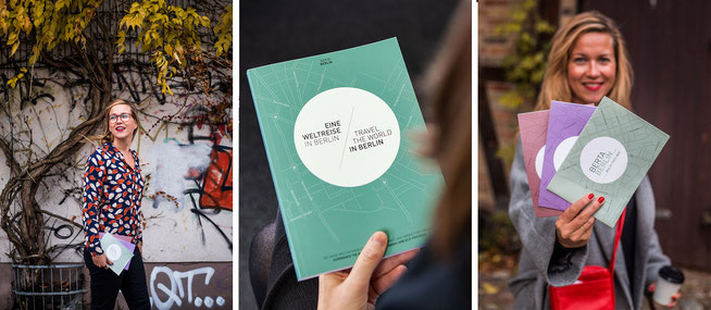 BertaBerlin is a Mini Pocket Guide from walk this way.