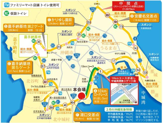 おきなわマラソン2020
