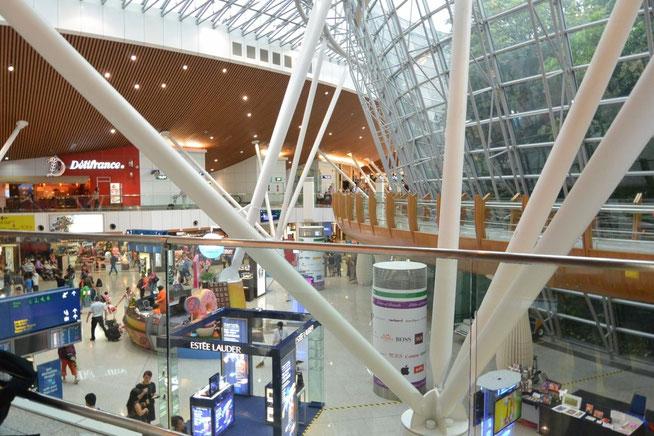 クアラルンプール国際空港(略称KLIA)