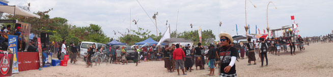 サヌールのカイト・フェスティバル