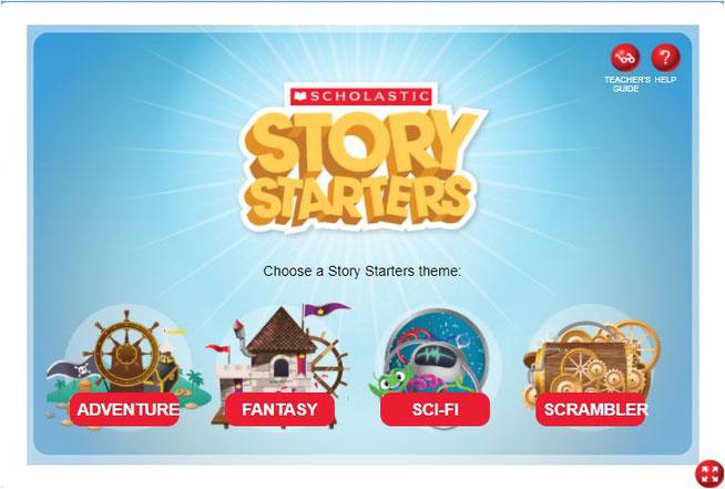 klik - http://www.scholastic.com/teachers/story-starters/