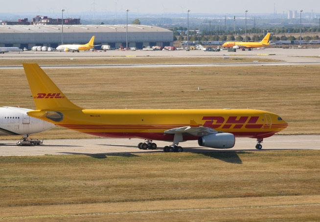 """A 330-243F  """" D-ALMA """"  EAT Leipzig -1"""