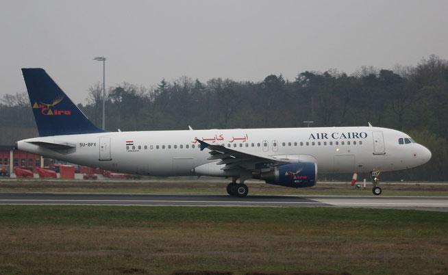 """A 320-214 """" SU-BPX """" Air Cairo -2"""