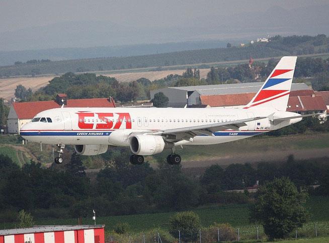 A320 OK-MEH-1