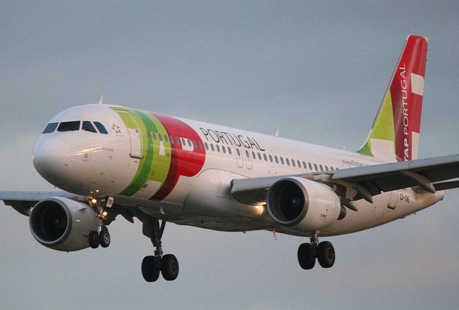 """A 320-214  """" CS-TNS """" TAP-Air Portugal -3"""