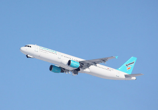 A321 TC-TCF-1