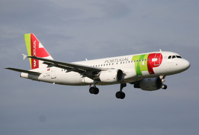 "A 319-112 "" CS-TTR ""  TAP Air Portugal -1"