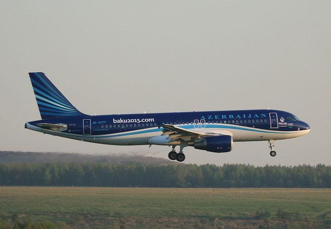 A320 4K-AZ77-1