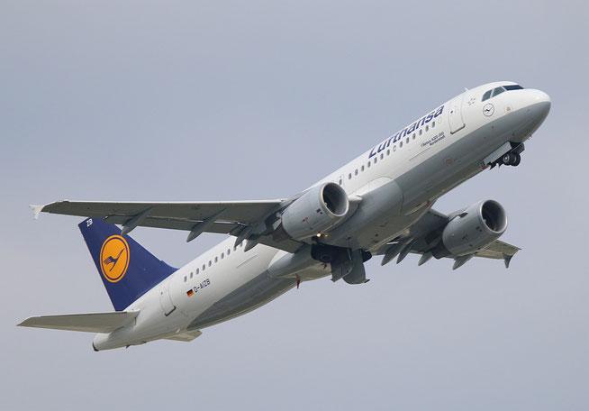 "A 320-214  "" D-AIZB ""  Lufthansa -1"