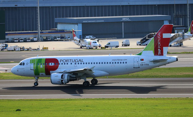 "A 319-112 "" CS-TTU ""  TAP Air Portugal -1"