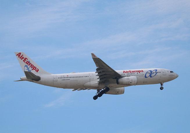 """A 330-243  """" EC-MAJ """" Air Europa -4"""