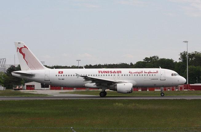 A320 TS-IMC-1
