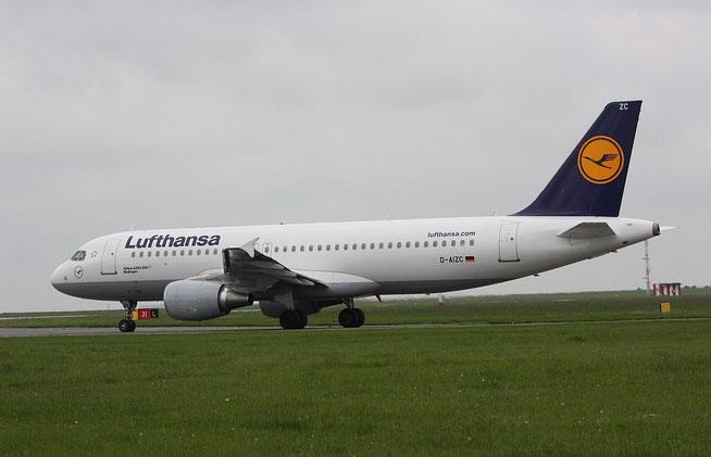 A320 D-AIZC-1