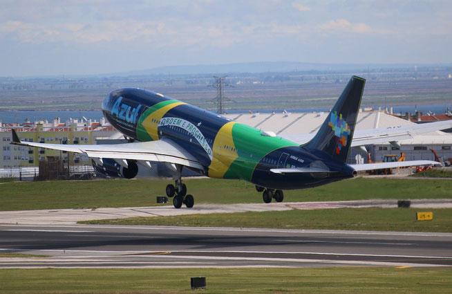 """A330-243  """" PR-AIV """"  AZUL Linhas Aereas Brasileiras -2"""