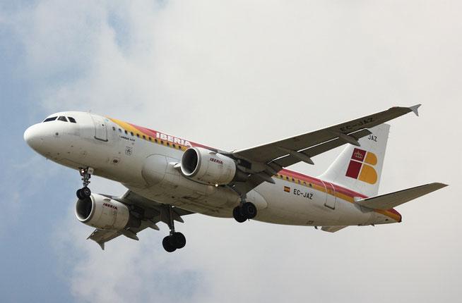 "A 319-111  "" EC-JAZ "" Iberia -1"