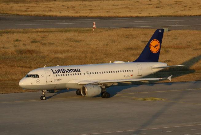 """A 319-114 """" D-AILC """" Lufthansa -3"""