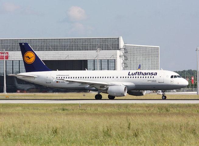 A320 D-AIZL-1