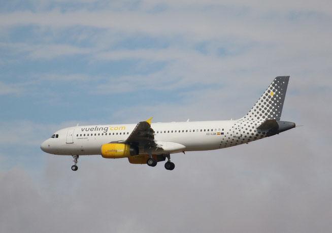 "A 320-232 "" EC-LQK "" Vueling Airlines -1"