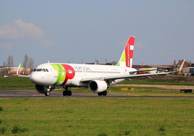 """A 320-214(WL)  """" CS-TMW """" TAP-Air Portugal -3"""
