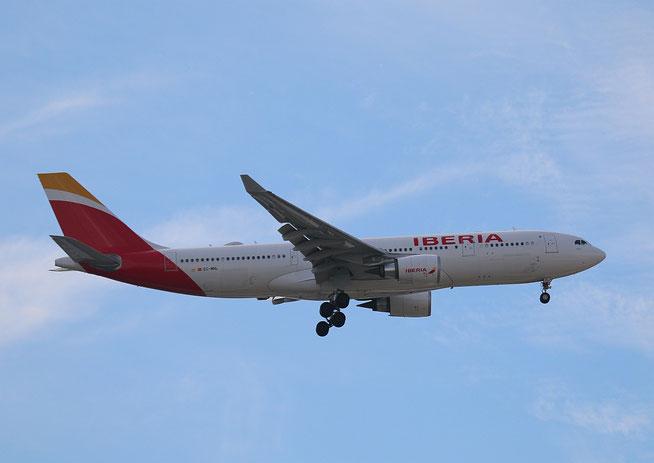 "A 330-202  "" EC-MNL ""  Iberia -1"