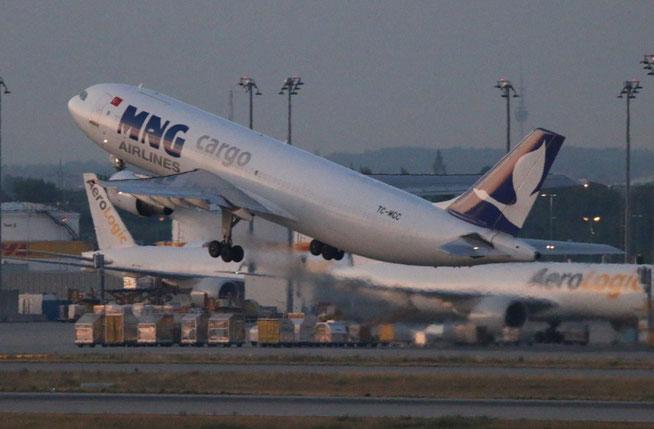 "A 300B4-622R/F  "" TC-MCC "" MNG Airlines -3"