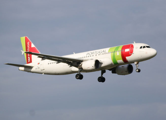 "A 320-214  "" CS-TNI "" TAP-Air Portugal -1"