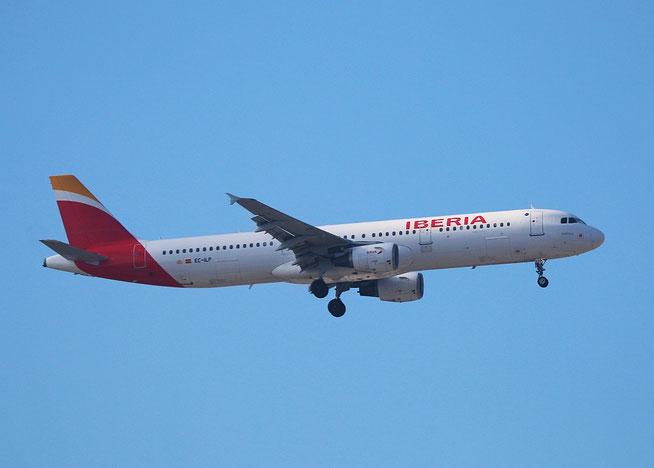 """A 321-211 """" EC-ILP """"  Iberia -2"""