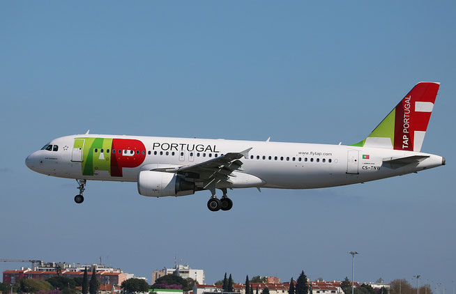 "A 320-214  "" CS-TNW "" TAP-Air Portugal -1"