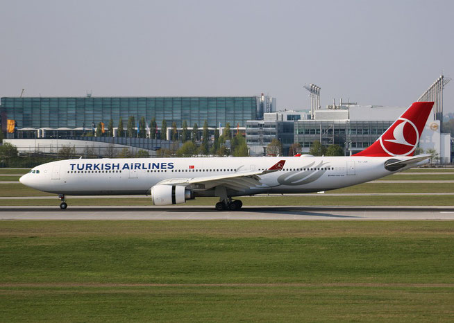 "A 330-303  "" TC-JOK "" Turkish Airlines -3"